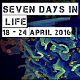 Advancements in Life Sciences' Seven Days in Life (18 - 24 Apr 2016)