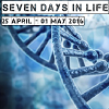 Advancements in Life Sciences' Seven Days in Life (25 Apr - 01 May 2016)