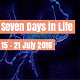 Advancements in Life Sciences' Seven Days in Life (15 - 21 August 2016)