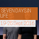 Advancements in Life Sciences' Seven Days in Life (19 - 25 September 2016)