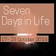 Advancements in Life Sciences' Seven Days in Life (17 - 23 October 2016)