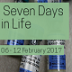 Advancements in Life Sciences' Seven Days in Life (06 - 12 February 2017)