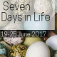 Advancements in Life Sciences' Seven Days in Life (19 - 25 June 2017)