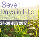 Advancements in Life Sciences' Seven Days in Life (24 - 30 July 2017)