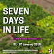 Advancements in Life Sciences' Seven Days in Life (01 - 07 Jan 2018)