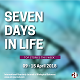 Advancements in Life Sciences' Seven Days in Life (09 - 15 April 2018)